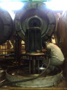 Limpeza CO2 - Molde de Pneus Grande Porte (choque térmico!)