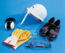 Fundamental o uso dos EPI's no Trabalho de Jateamento