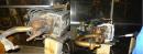 Limepza CO2 em Pinça de Solda Robô KUKA