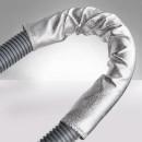 GLASO, GLASIL ou Kevlar - Proteção até 800C