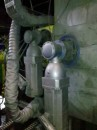 Limpeza Criogênica Centro de Usinagem (remoção óleo + cavaco aço + pó)