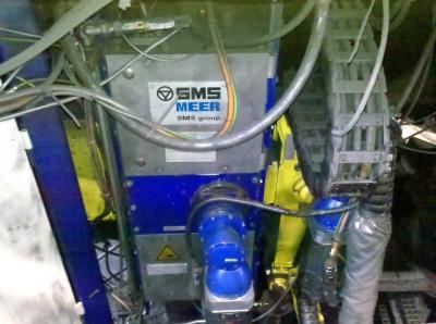 limpeza criogênica Jateamento CO₂